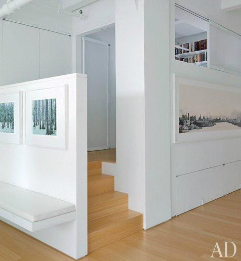 Artful Urban Loft interior design In Manhattan 7