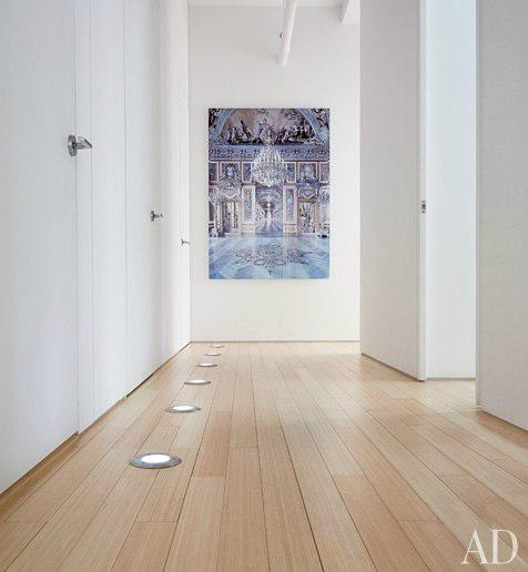 Artful Urban Loft interior design In Manhattan 9