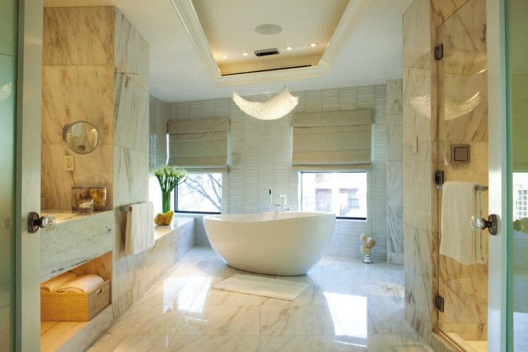 spectacular luxury Four Seasons bathrooms 11