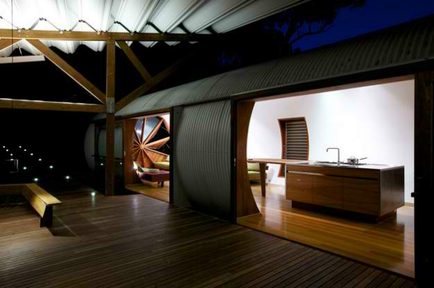 Unusual House by Simon Laws 12