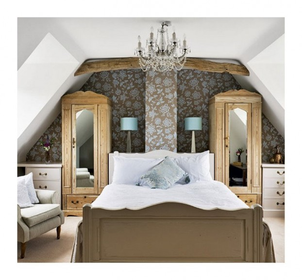 Vintage Bedrooms Inspiring IdeasVintage Bedrooms Inspiring Ideas 8