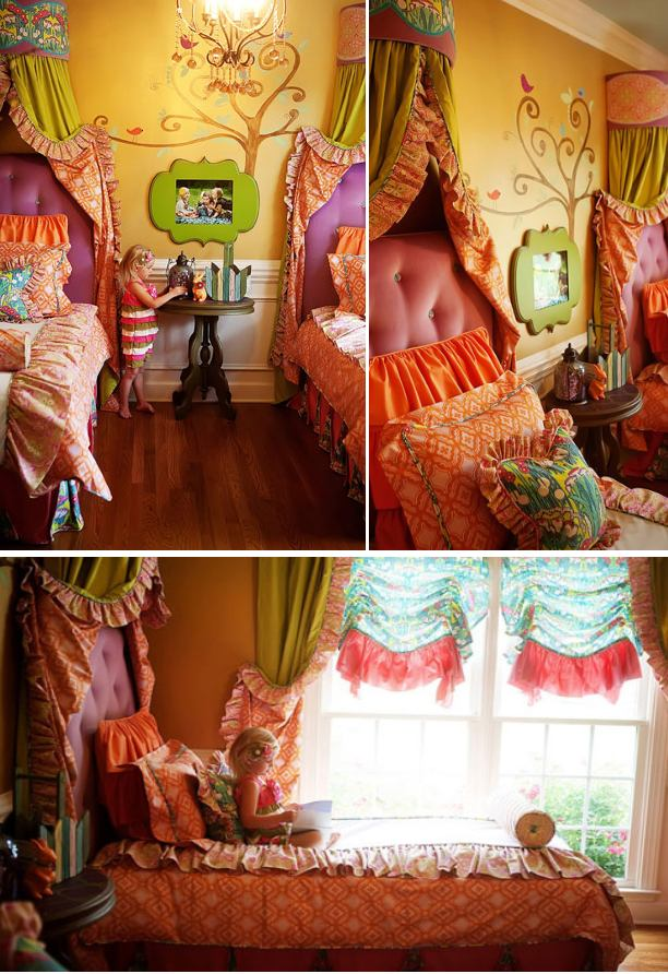 children's bedding and decor ideas