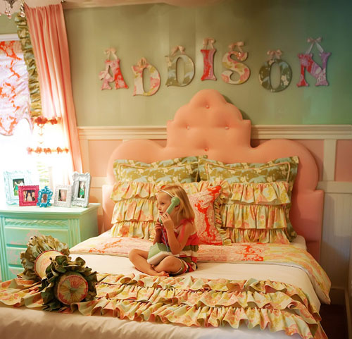 children's bedding and decor 3 ideas