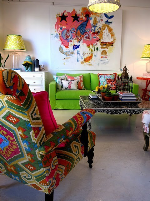 colorful living rooms 11 ideas