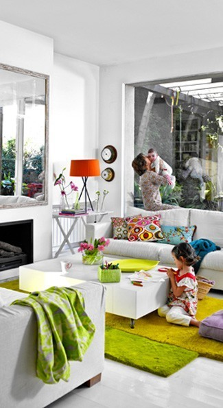 coloful living room 21 interior ideas