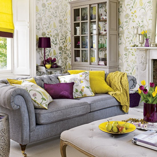 colorful living rooms 27 ideas
