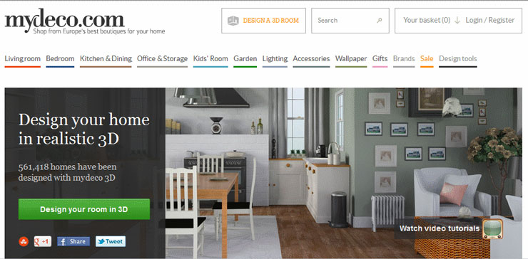 Design a Room Online for Free: 5 Best Softwares - Decoholic