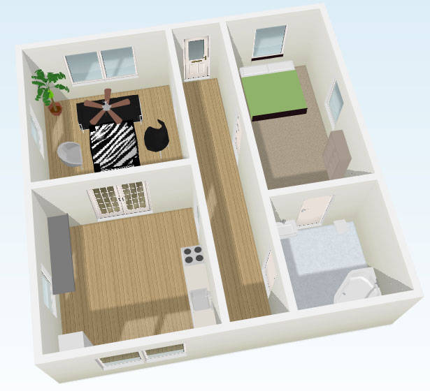 Design a room online for free 5 best softwares decoholic - Design your room online ...