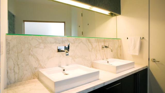 contemporary bathroom by cantilever design
