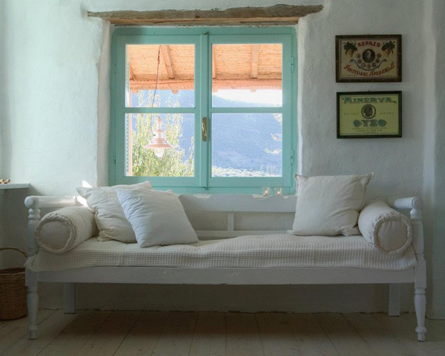 house in greek island 21