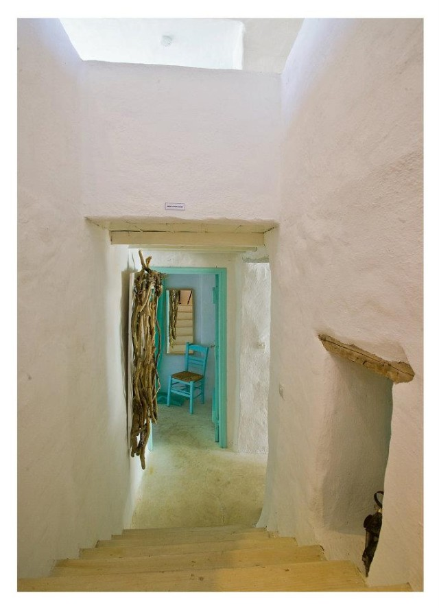 house in greek island 8