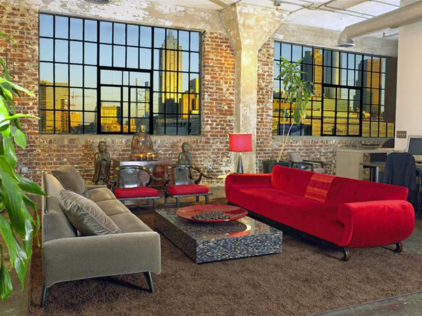 ... Red Living Room Interior Design Ideas 14 ...