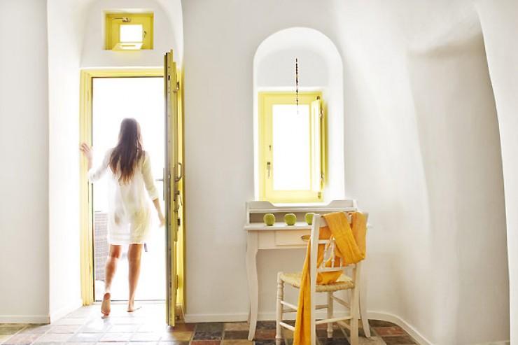 Dreams Traditional Luxury Suites in Greek Island Santorini   villa in greek island 31