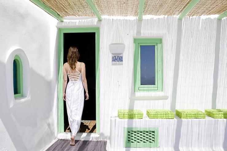 Dreams Traditional Luxury Suites in Greek Island Santorini   villa in greek island 381