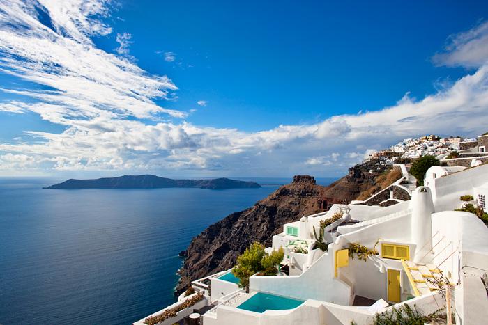 Dreams Traditional Luxury Suites In Greek Island Santorini
