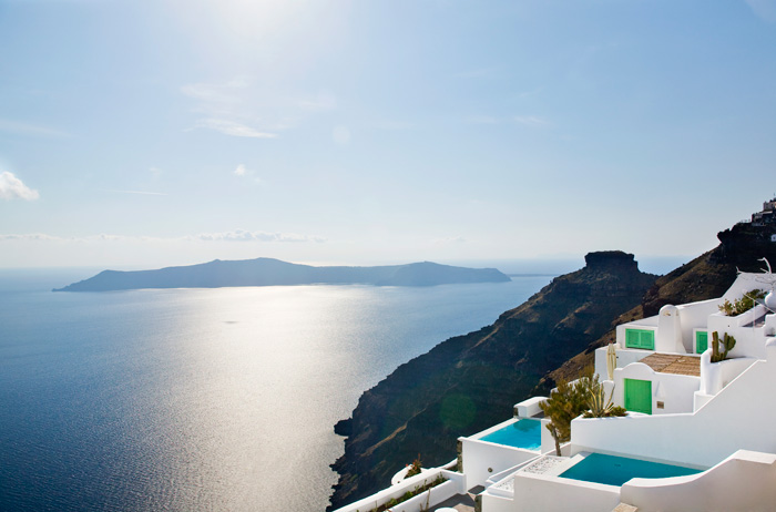 Dreams Traditional Luxury Suites in Greek Island Santorini   villa in greek island 6 1