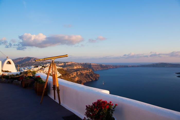 Dreams Traditional Luxury Suites in Greek Island Santorini   villa in greek island 6 2