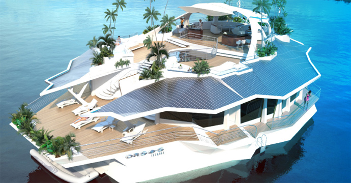 Orsos Incredible Luxury Yacht Feel Like Island