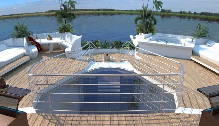 Orsos Luxury Yacht home like island 2