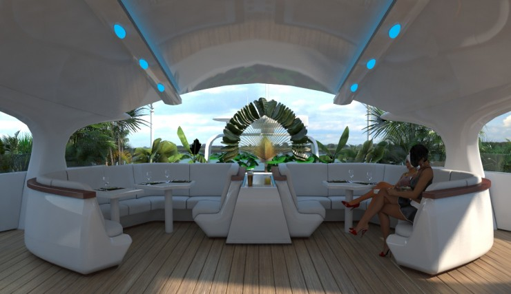 Orsos Luxury Yacht home like island 3
