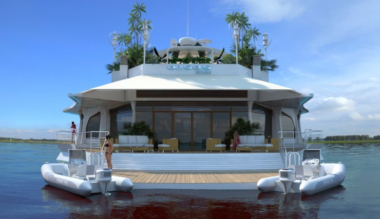Orsos Luxury Yacht home like island 4