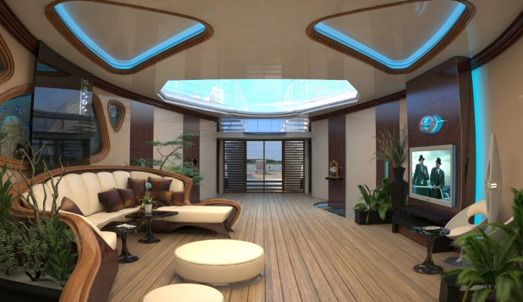 Orsos Luxury Yacht home like island 6