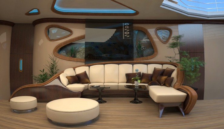 Orsos Luxury Yacht home like island 7
