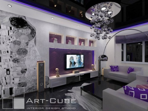 modern house 3d design by Art-Cube 3