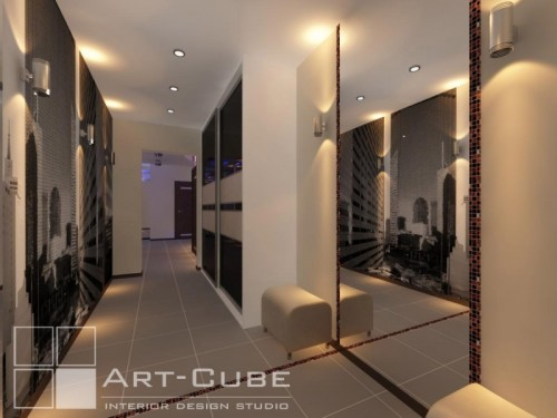 modern house 3d design by Art-Cube 5