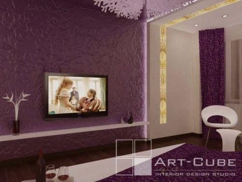 modern house 3d design by Art-Cube 7