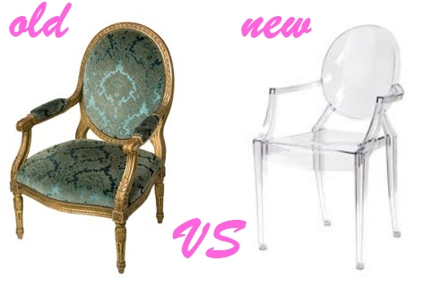 louis XVI  16 ghost chair
