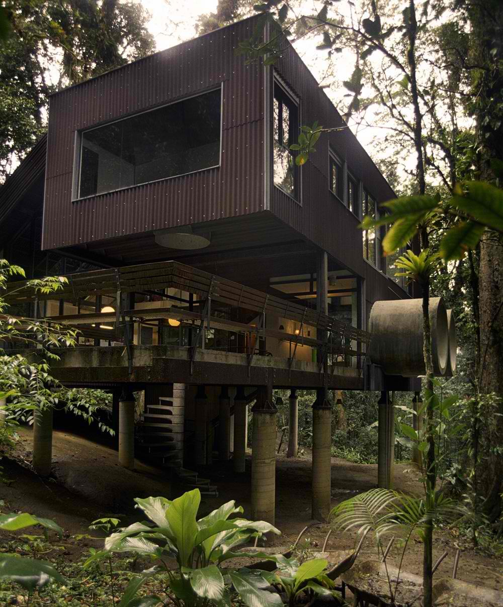 Beach Home Decor: Beach House In Brazil By ArqDonini