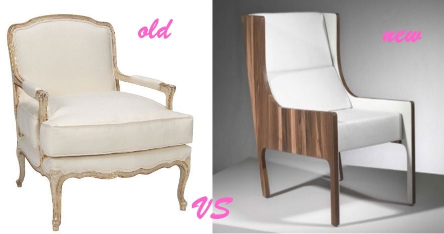 Chair Styles Guide Old Vs New Decoholic