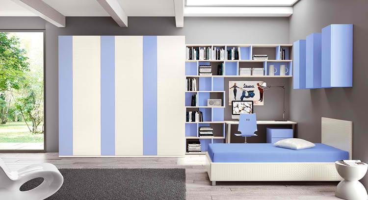 Boys Bedroom Furniture Set