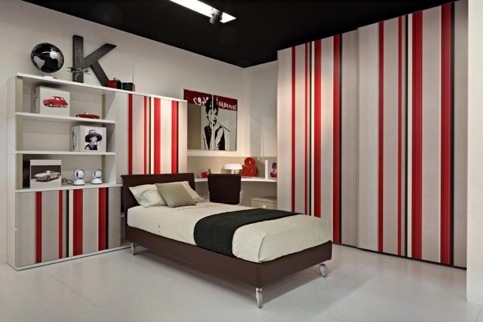 18 cool boys bedroom ideas decoholic for Boys room designs