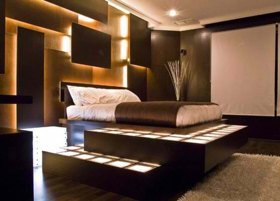 custom master bedroom ideas