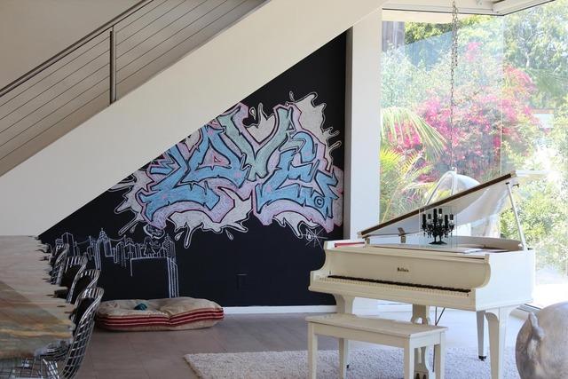 graffity interior design ideas