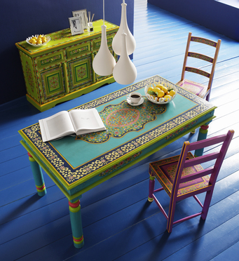 ibiza oriental dining table