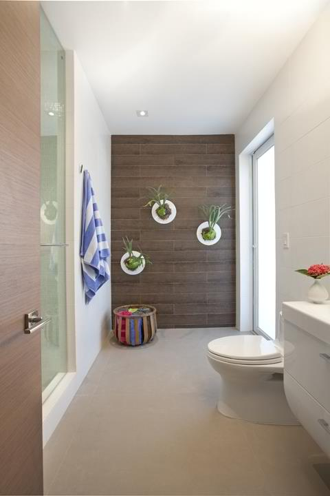 modern bathroom by dkor 2 ideas