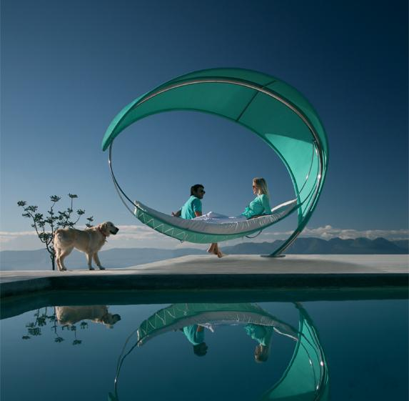 outdoor furniture wave Erik Nyberg and Gustav Ström