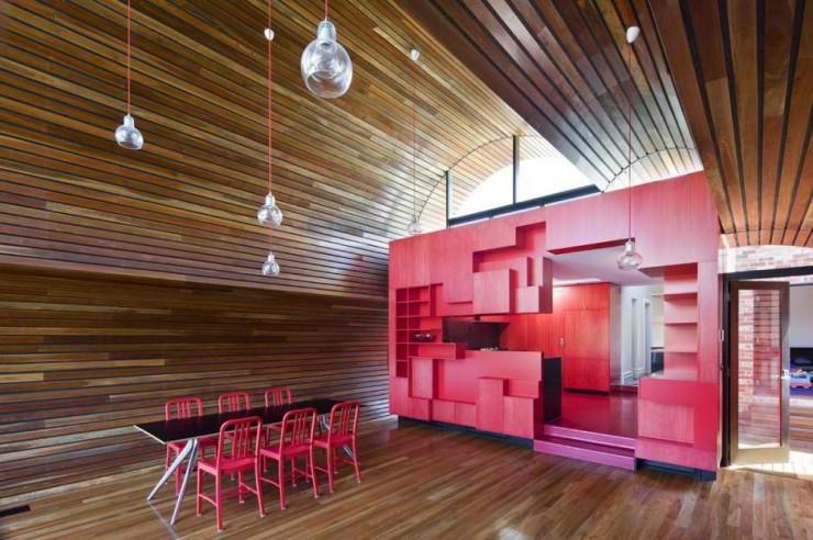 ultra modern interior design cloud house