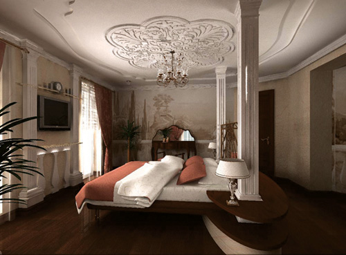 Unique Master Bedrooms