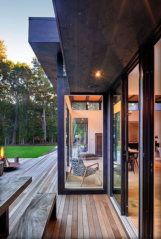 Amagansett beach house 7 by Rawlins Calderone