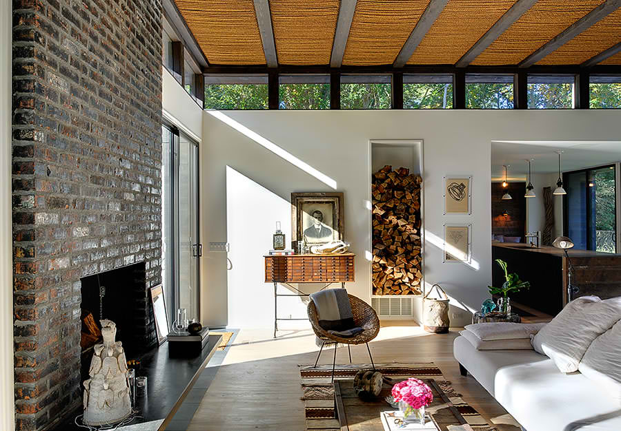 Amagansett beach house by Rawlins Calderone