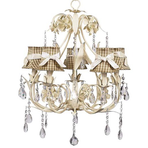 Jubilee Collection Chandelier Sash