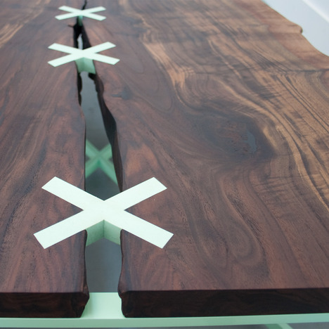 Stitch coffee table by Uhuru Design 3