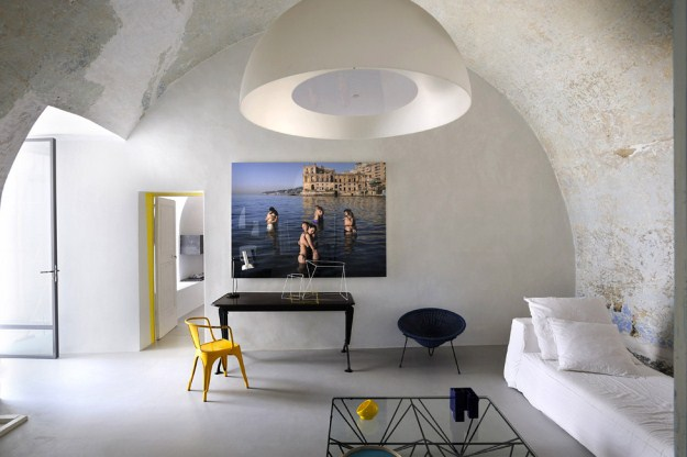 capri suite hotel by zeta studio