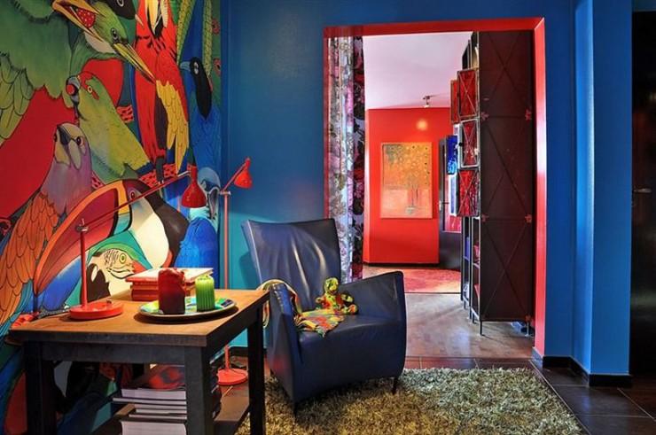 contemporary and retro style 10 interior design ideas