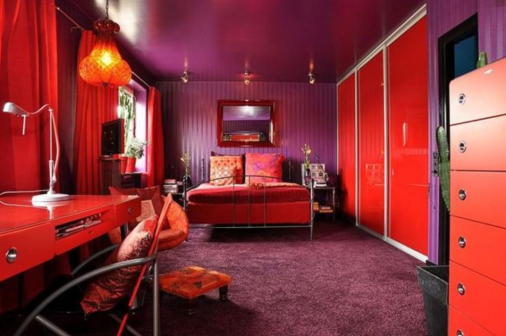 contemporary and retro style 11 interior design ideas