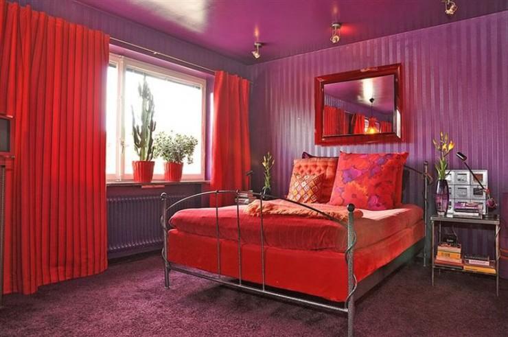 contemporary and retro style 12 interior design ideas